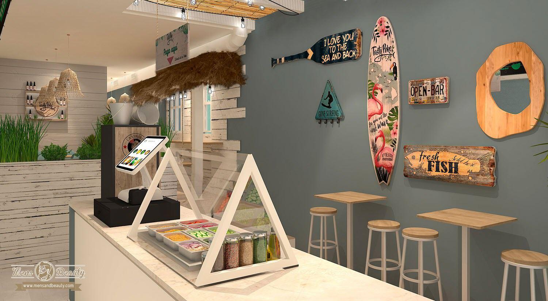 mejores restaurantes comida sana saludables healthy madrid tasty poke bar