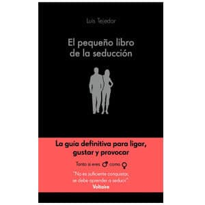 mejores libros ebooks autoayuda amor seduccion hombre best sellers el pequeño libro de la seduccion luis tejedor