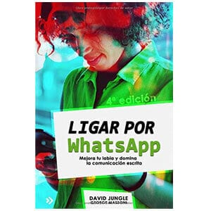 mejores libros ebooks autoayuda amor seduccion hombre best sellers ligar por whatsapp david jungle