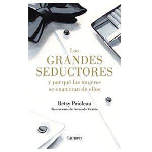 mejores libros ebooks autoayuda amor seduccion hombre best sellers los grandes seductores betsy prioleau