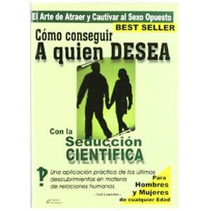 mejores libros ebooks autoayuda amor seduccion hombre best sellers seduccion cientifica leil lowndes