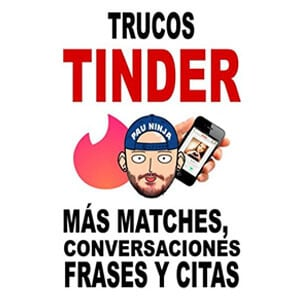 mejores libros ebooks autoayuda amor seduccion hombre best sellers trucos tinder pau ninja