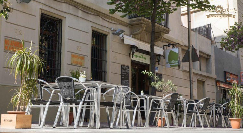 mejores restaurantes comida sana saludable healthy barcelona aguaribay
