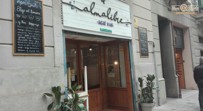 mejores restaurantes comida sana saludable healthy barcelona almalibre açai barcelona