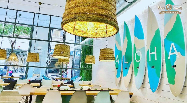 mejores restaurantes comida sana saludable healthy barcelona aloha poke