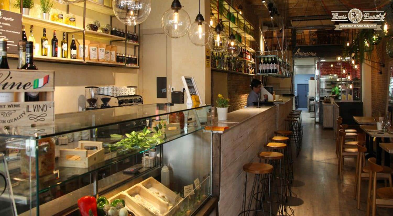 mejores restaurantes comida sana saludable healthy barcelona amassame