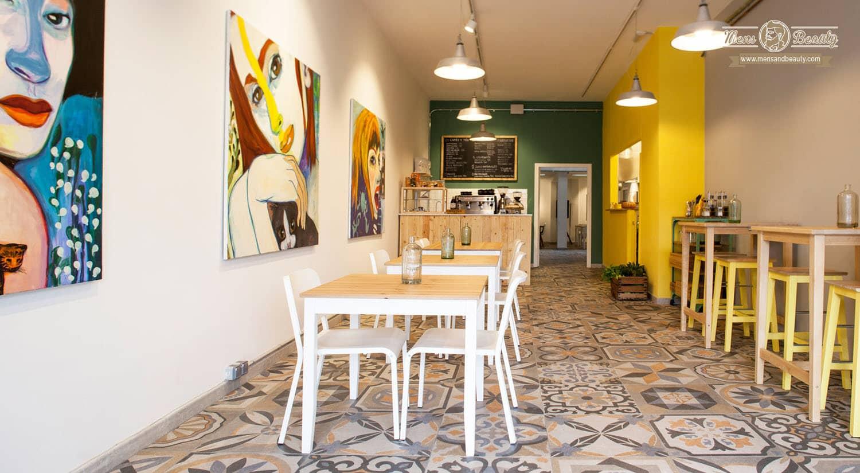 mejores restaurantes comida sana saludable healthy barcelona el quinto
