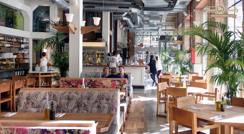 mejores restaurantes comida sana saludable healthy barcelona flax kale