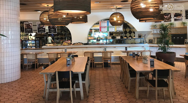 mejores restaurantes comida sana saludable healthy barcelona green vita