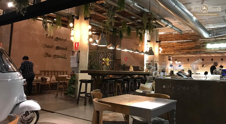 mejores restaurantes comida sana saludable healthy barcelona honest greens