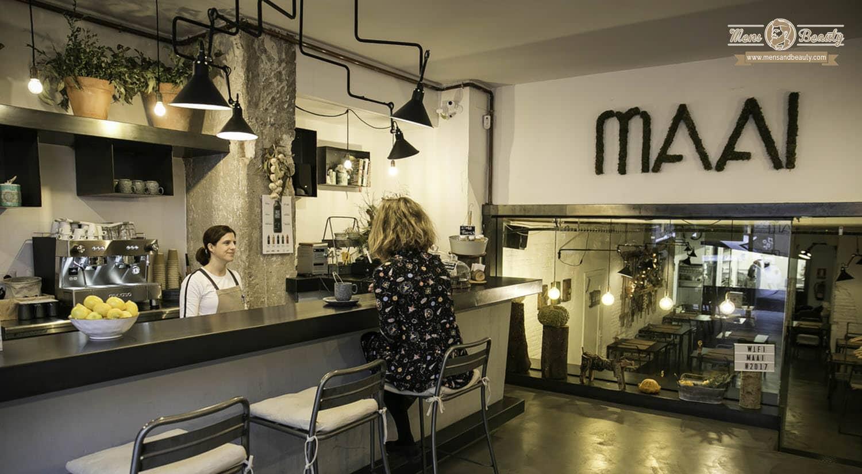 mejores restaurantes comida sana saludable healthy barcelona maai