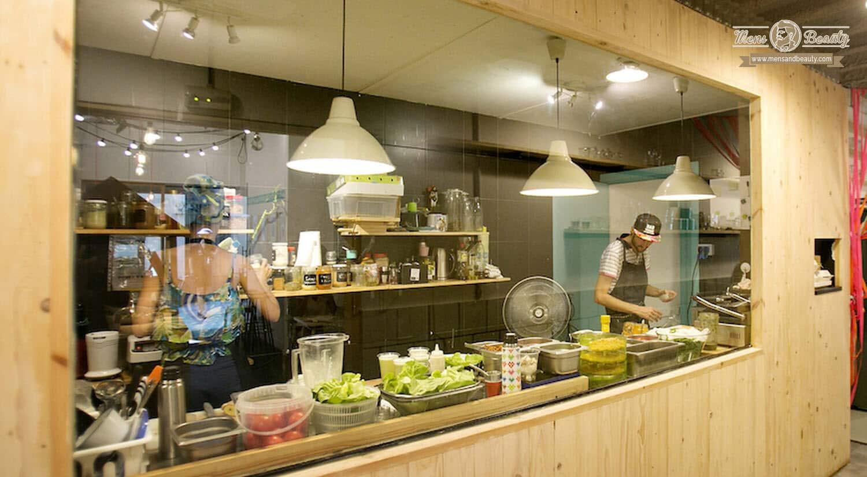 mejores restaurantes comida sana saludable healthy barcelona vacka
