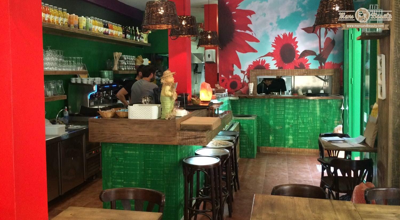 mejores restaurantes comida sana saludable healthy barcelona vegetalia