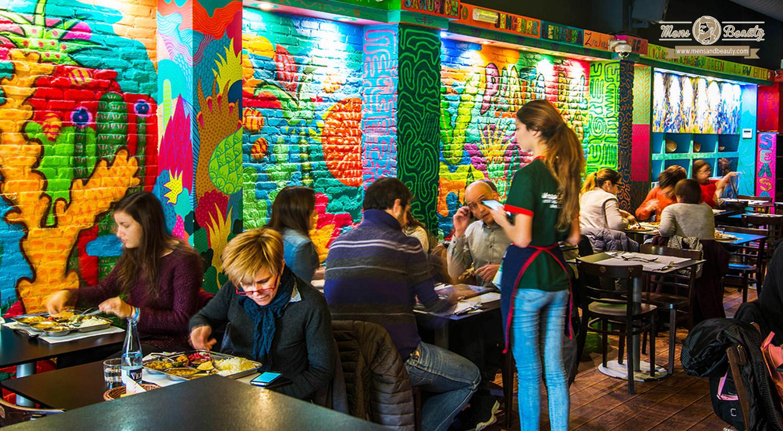 mejores restaurantes comida sana saludable healthy barcelona veggie garden