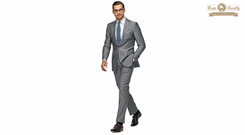 guia tipos traje hombre corte americano