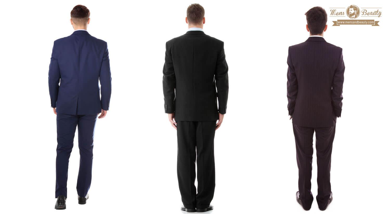 guia tipos traje hombre elementos aberturas