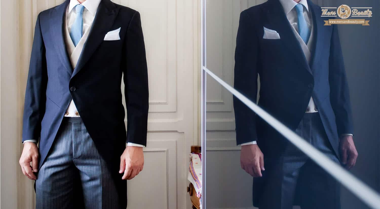 guia tipos traje hombre elementos chaque