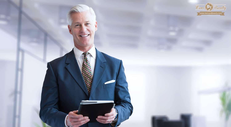 guia tipos traje hombre elementos ejecutivo