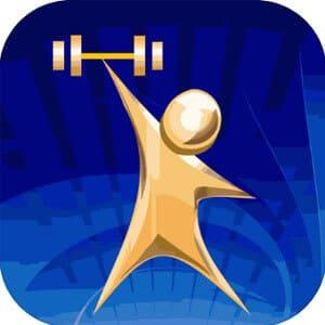 mejores apps fitness running ejercicios monitor gimnasio ponerte en forma entrenamiento en casa apple ios google android gym goal club