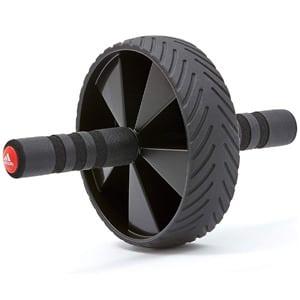 rutina de entrenamiento en casa tonificar accesorios fitness rueda abdomen abdominal