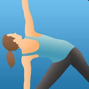 mejores apps fitness running ejercicios monitor gimnasio ponerte en forma entrenamiento en casa apple ios google android pocket yoga