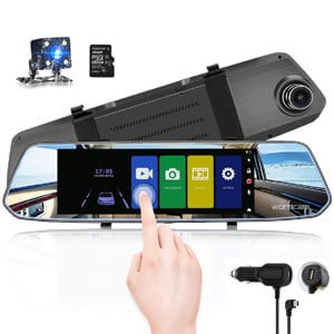 mejores productos mas vendidos amazon regalos accesorios coche wordcam camara retrovisor