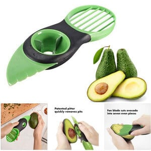 mejores productos mas vendidos amazon regalos accesorios cocina nuona rebanador aguacates