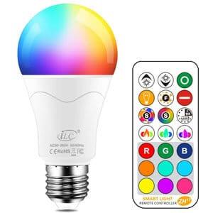 mejores productos mas vendidos amazon regalos accesorios iluminacion ilc bombillas colores