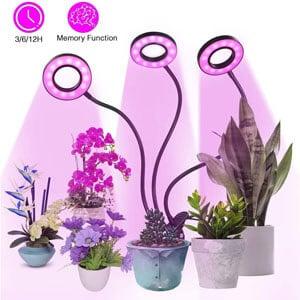 mejores productos mas vendidos amazon regalos accesorios iluminacion tomshine lampara plantas