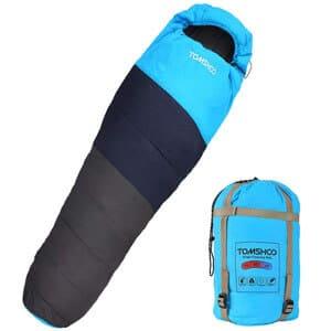 mejores productos mas vendidos amazon regalos accesorios viaje tomshoo saco de dormir