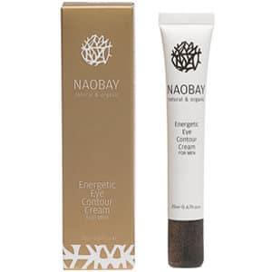 mejores cremas masculinas contorno ojos anti arrugas hombre anti bolsas energetic countour cream naobay