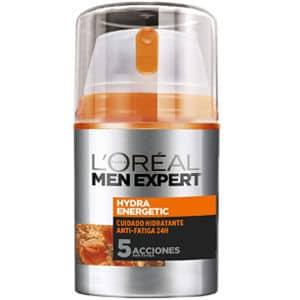 mejores cremas masculinas contorno ojos anti arrugas hombre anti bolsas hydra energetic 5 acciones l oreal men expert