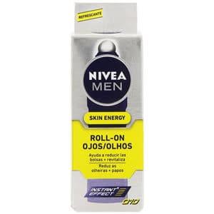 mejores cremas masculinas contorno ojos anti arrugas hombre anti bolsas roll on ojos q10 nivea men