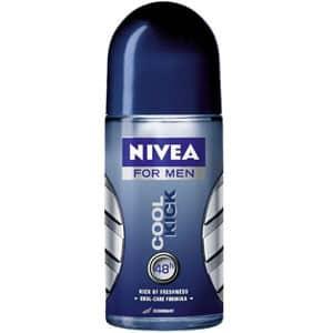 mejores desodorantes masculinos antitranspirantes hombre spray stick roll on cool kick nivea for men
