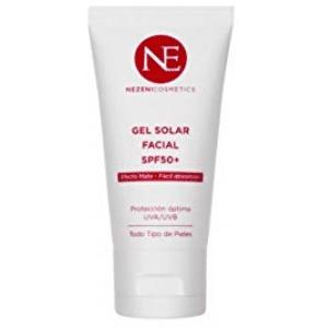 mejor crema solar protector solar cara gel solar facial nezeni cosmetics