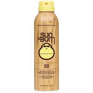 mejor crema solar protector solar cuerpo spray continuo sun bum