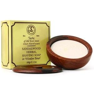 mejor gel espuma crema de afeitar hombre gel afeitar jabon afeitar taylor of old bond street sandal