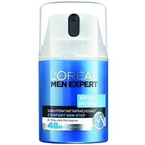 mejor gel espuma crema de afeitar hombre gel afeitar crema despues afeitado hydrapower loreal men expert