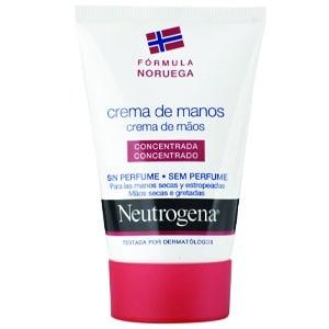 mejores cremas hidratantes manos hombre neutrogena