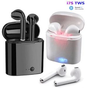mejores productos mas vendidos aliexpress regalos accesorios electronica de consumo i7s tws auriculares inalambricos bluetooth microfono