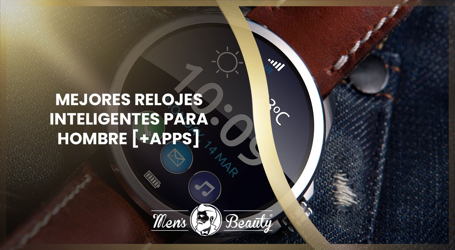 mejores relojes inteligentes hombre smartwatch masculino apps android ios