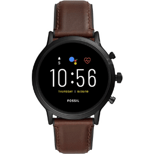 mejores relojes inteligentes smartwatches hombre smartwatch fossil gen 5 ios android