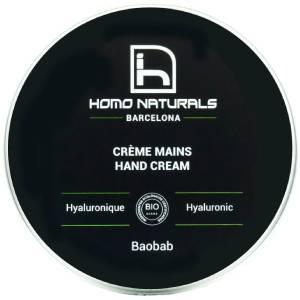 mejores cremas hidratantes manos hombre homo naturals