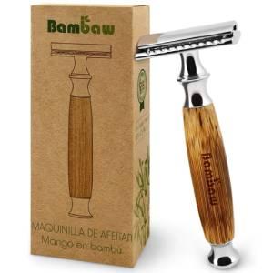 mejores cuchillas afeitar hombre maquinillas bambaw