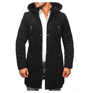 mejores abrigos hombres complementos moda masculina abrigo bolfe
