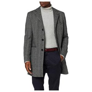 mejores abrigos hombres complementos moda masculina abrigo find