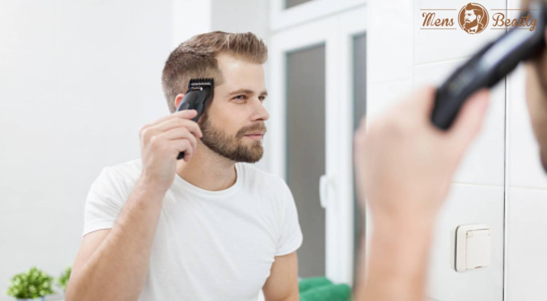 cortapelos para hombres cabeza faciales cejas orejas corporales