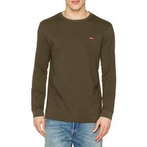 mejores camisetas manga larga hombres complementos moda levis