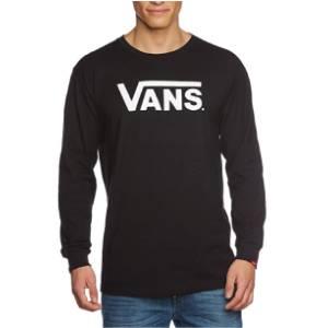 mejores camisetas manga larga hombres complementos moda vans