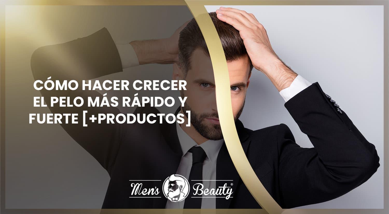 hacer crece el cabello rapido fuerte crecimiento del pelo tratamientos remedios productos